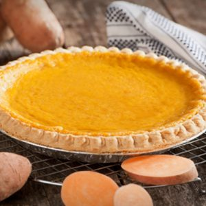 King's Sweet Potato Pie